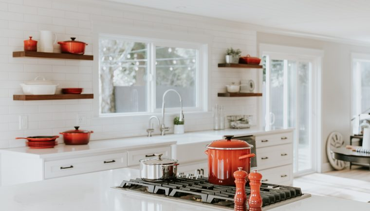 becca tapert sY5RjMB1KkE unsplash 760x434 - The Best Material For Your Kitchen Countertop