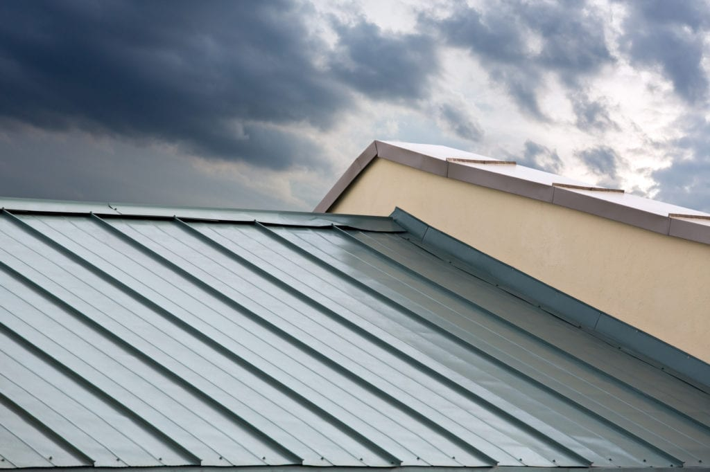 New tin roof 1024x682 1 - How To Install A Tin Roof